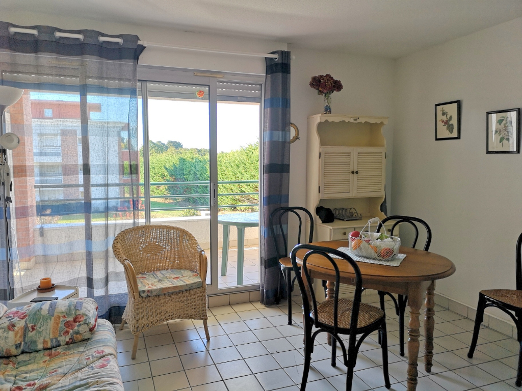 Appartement Pornic Golf - 2 pièce(s) 29.29 m2 + Terrasse