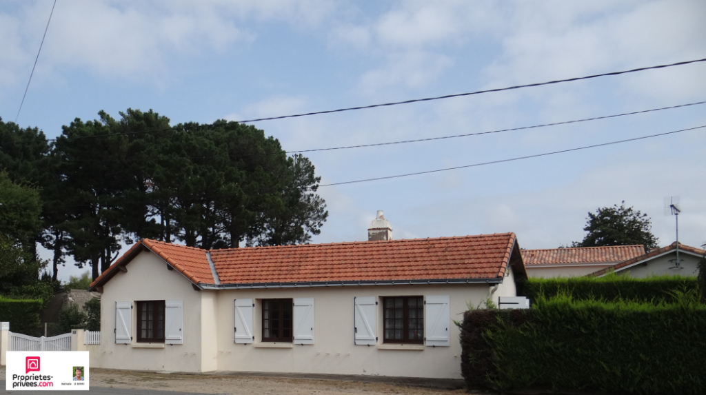 St Brévin l'océan - Maison 3 chambres