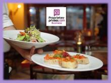 PARIS 75019 -  Brasserie-Restaurant 100 couverts