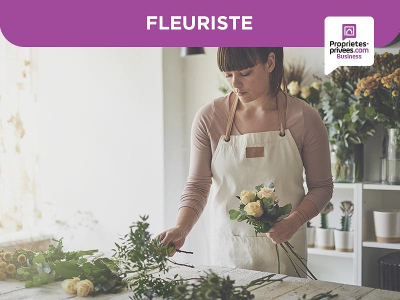 FLEURISTE, NIMES, FONDS DE COMMERCE