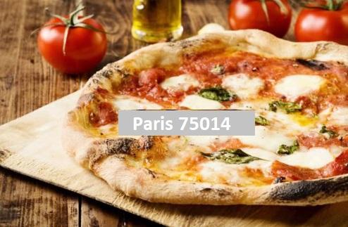 PARIS 75014 traiteur, restauration rapide