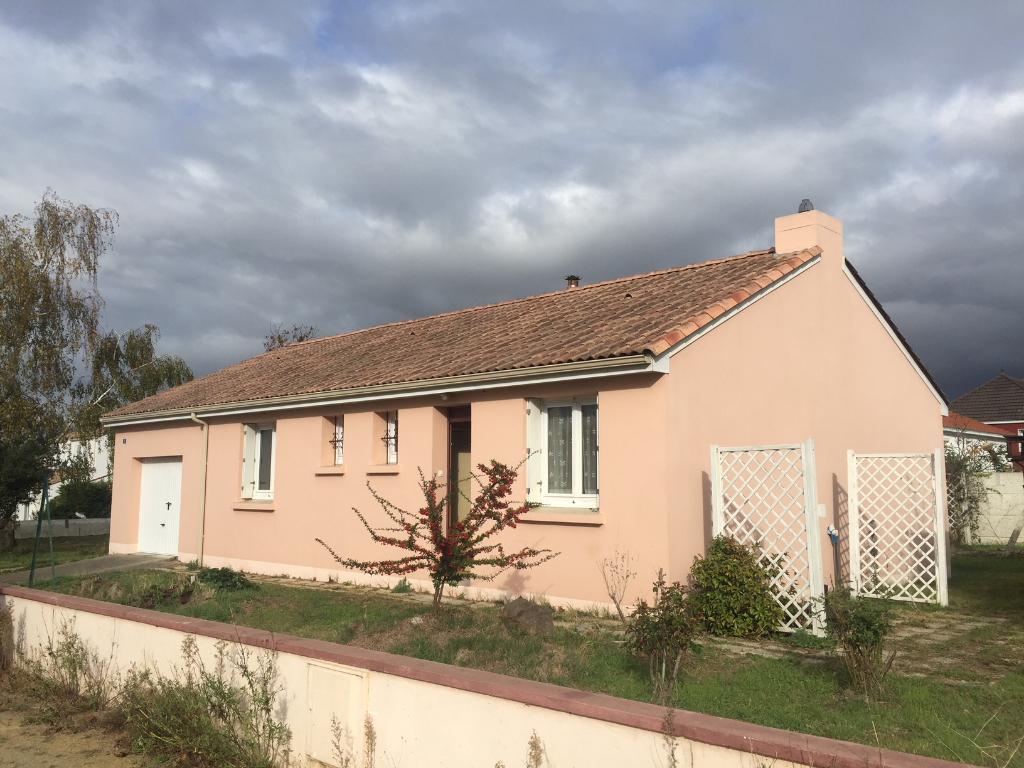 Maison plain pied Sainte Pazanne 73 M²  3 pièce(s)  202 780  HAI