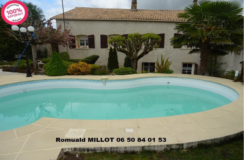 Maison avec piscine 4 chambres 157 m2