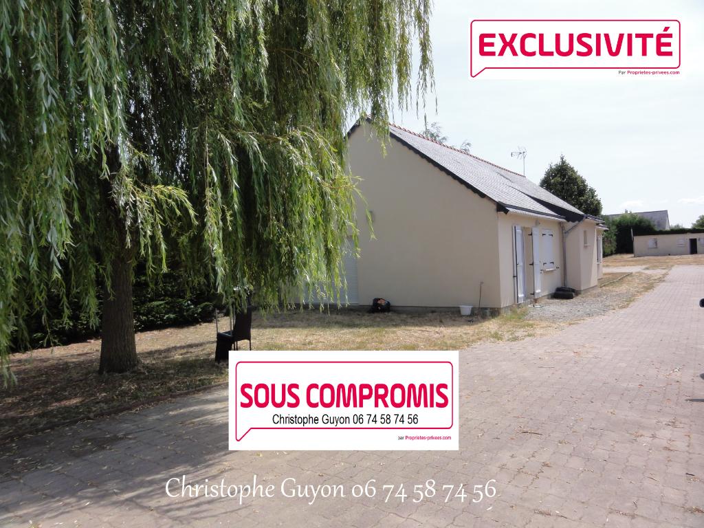 Maison de 2012  proche de Beaufort En Anjou