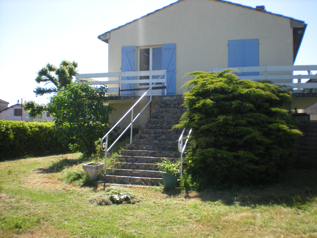 EXCLUSIVITE - Maison 6 pièce(s) 161 m2 - 33230 Les Eglisottes-et-Chalaures