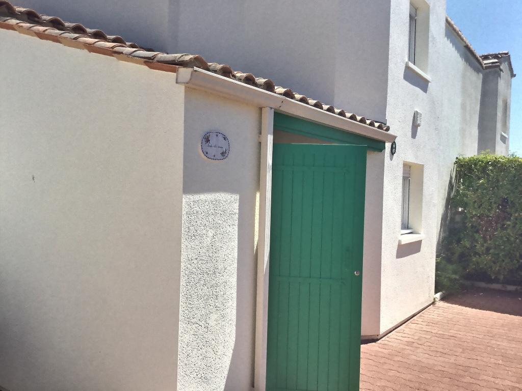 Île d'Oléron - Saint Denis d'Oléron - Maison 4 pièces en 3 ch. avec patio et terrasses, proche plage