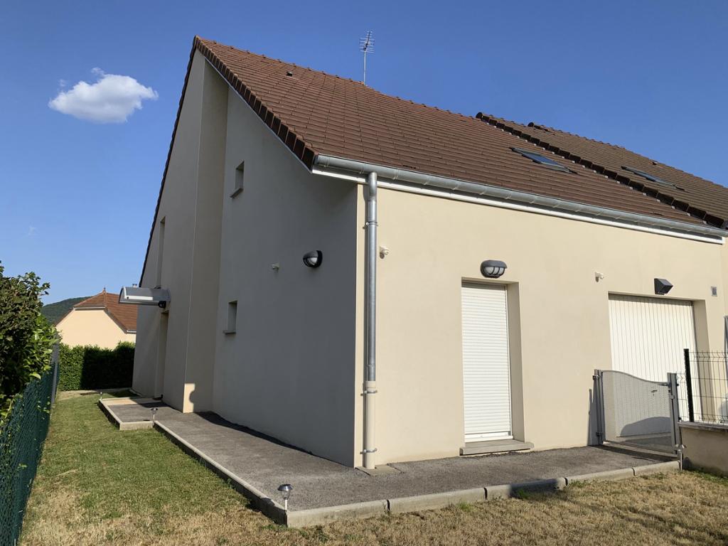 Maison Fleurey Sur Ouche 102 m2 loi carrez