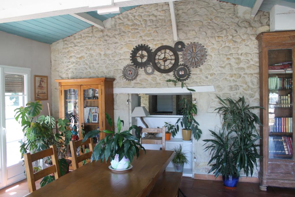 Exclusivité Listrac, Villa en pierre, Piscine