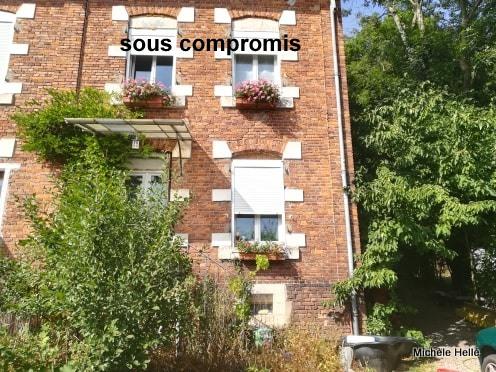 Maison Varangéville 3 pièce(s) 58 m2