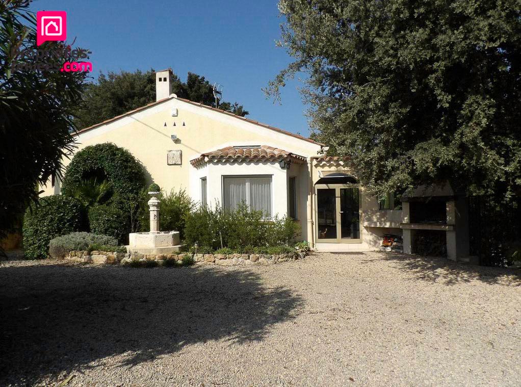 La Motte 83920 - Villa 133 m2- 1000m2