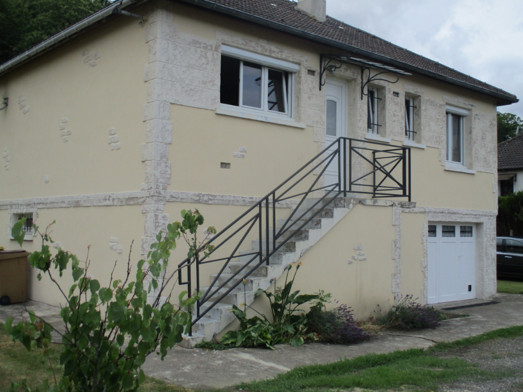 Maison 110 m² avec sous total