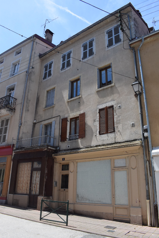 Immeuble St Claude 210 m2