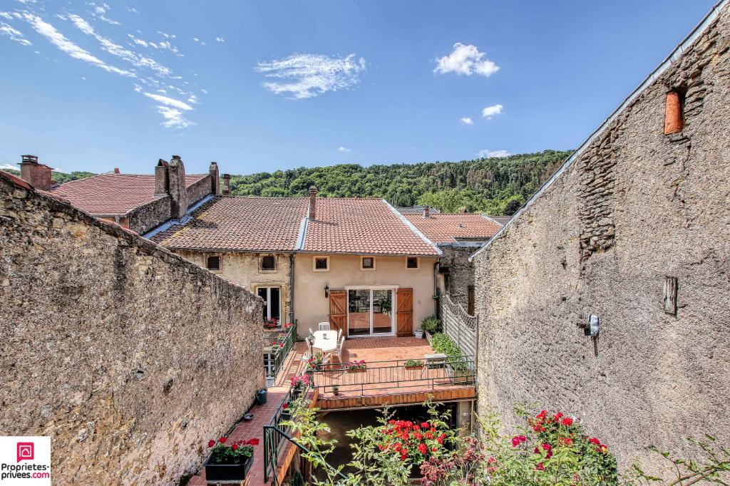Maison Gorze 7 pièce(s) 200 m2, terrain, garage et dépendances