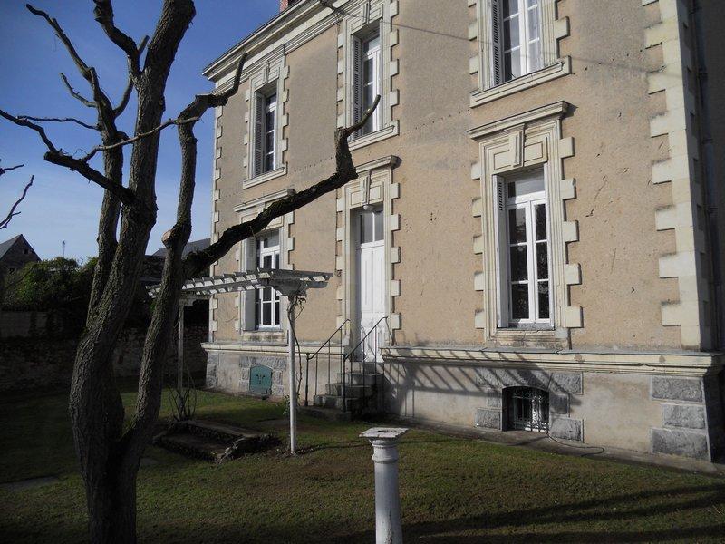 Magnifique demeure & son jardin proche Grand Paris