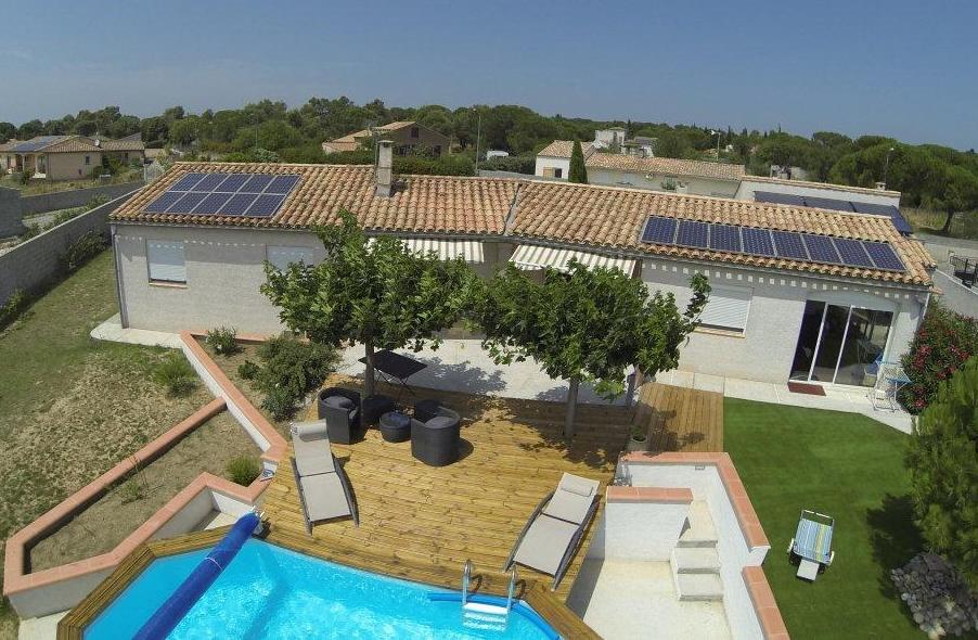 Villa proche Carcassonne 124 m²