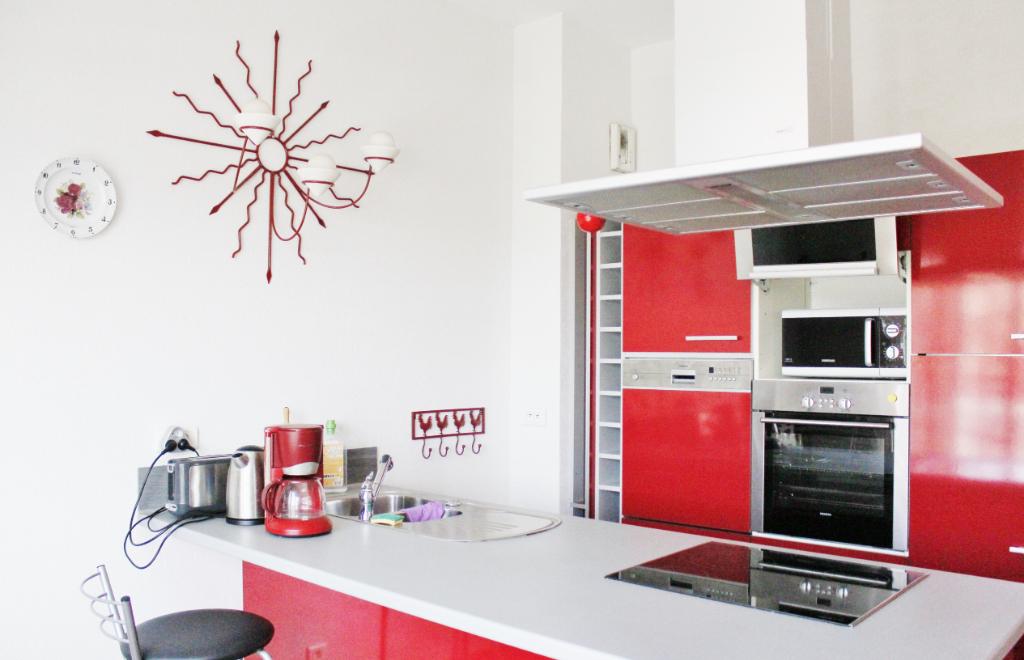 Cayeux sur mer, Appartement  3 pièce(s) 62 m2 vue mer au prix de 145 990 vendu meublé