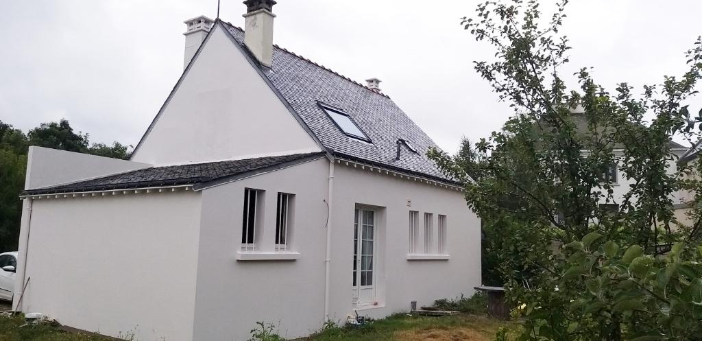 PLOUHINEC - 56680- Maison de 75 M² sur 460 m²  de terrain