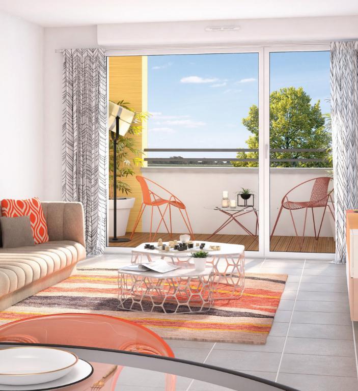 Appartement  3 pièces neuf 62.60 m2