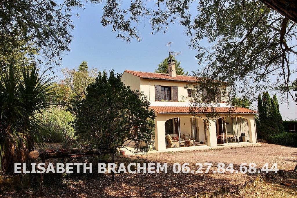 VILLEFRANCHE DE LONCHAT -  Maison7 pièces -  160m² - 4 chambres - 3500m² de terrain
