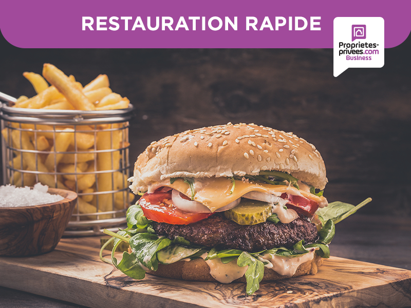 Clermont Ferrand 63000 - RESTAURANT SNACK 45 COUVERTS