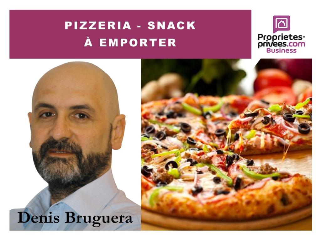 LA TESTE DE BUCH - Pizzeria Snack - centre ville