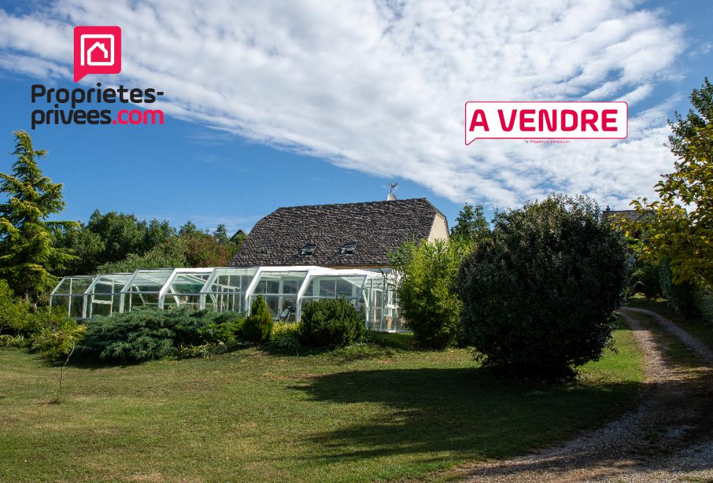 Villa 15 mns de Rodez 6 pièce(s) 250 m2