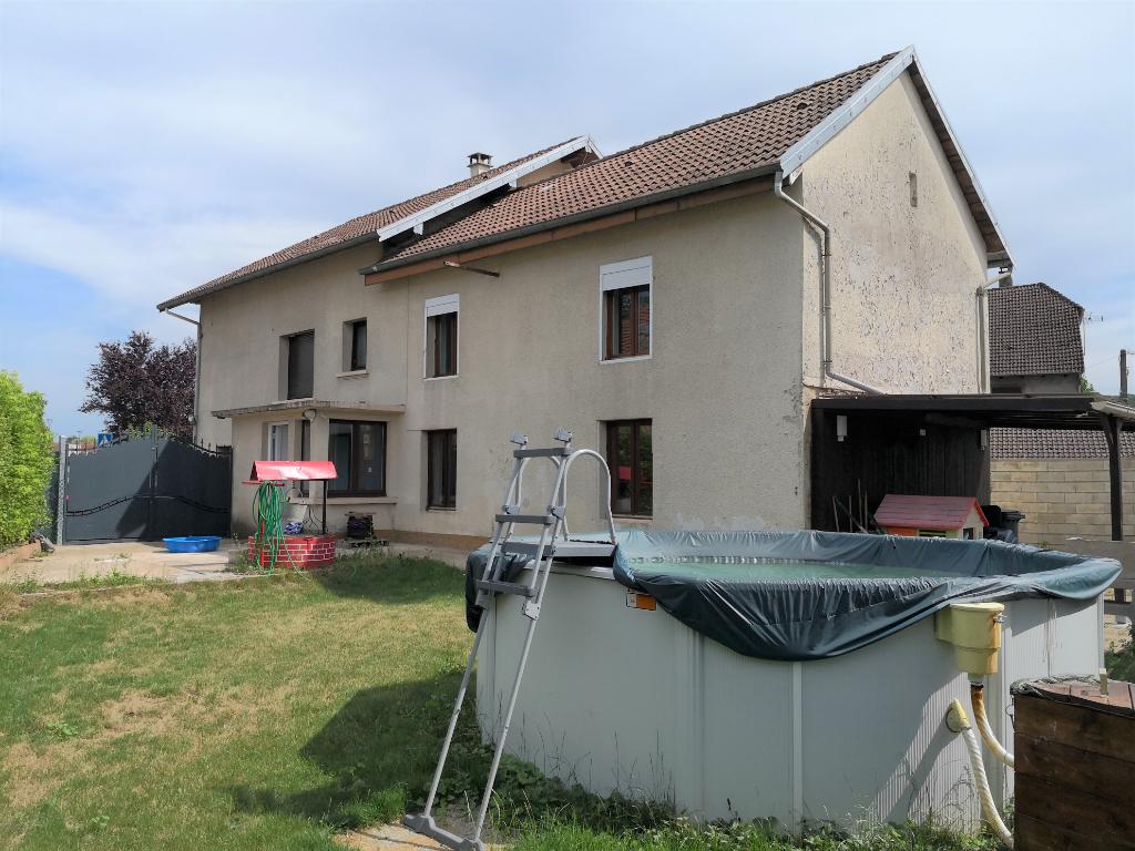 Maison Bavans 6 pièces 145 m2
