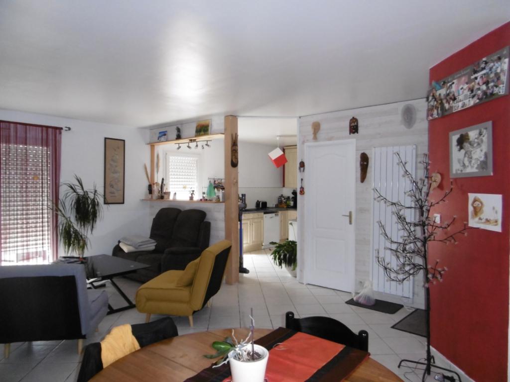 Maison bourg de Ligné 4 pièce(s) 92 m2