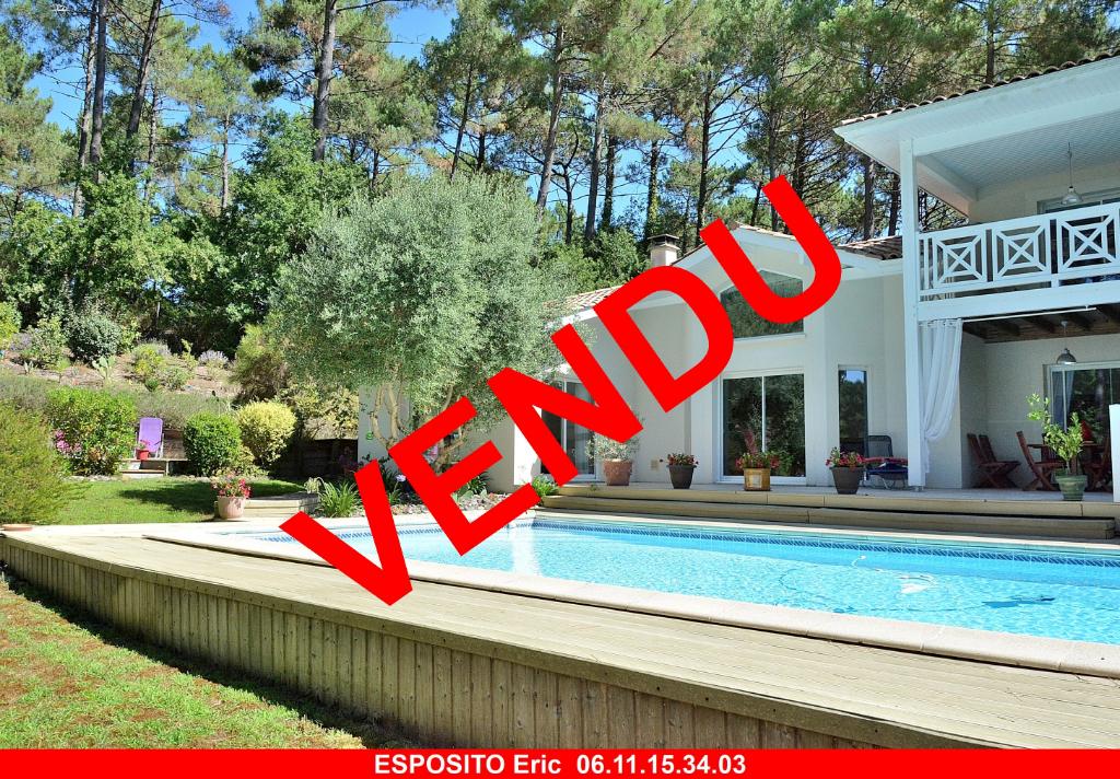 Villa Biscarrosse 6 pièce(s) 230 m2