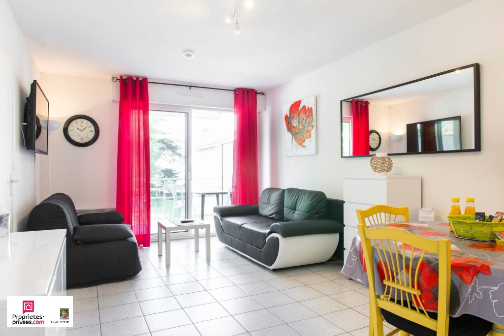Centre et Plage Appartement Saint Brevin L'océan 2 pièce(s) 40 m2