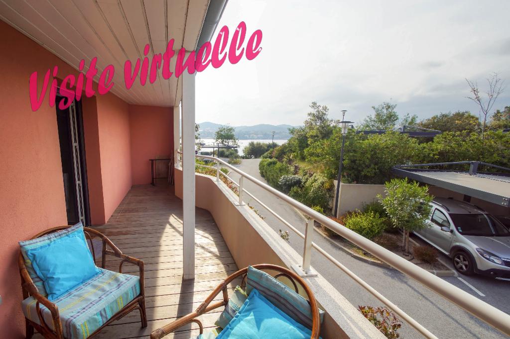 Appartement 2 pièce(s) 52m² Agay La Baumette