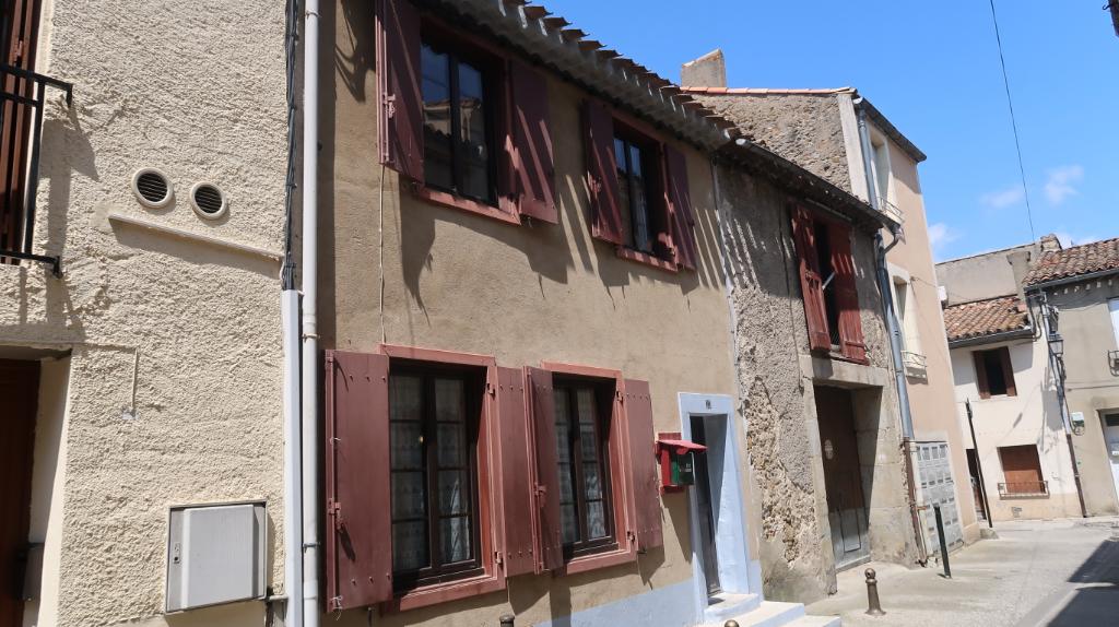 Maison au pied de la Cité Médiévale