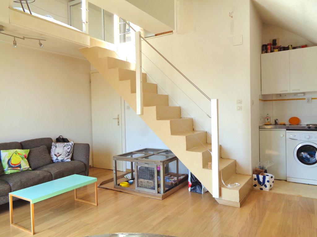 *****SOUS OFFRE***** Vente appartement F2 en duplex - 35 m² -  STRASBOURG NEUDORF (67100)