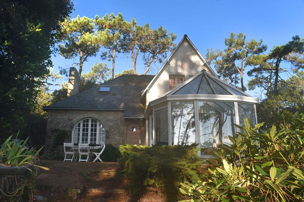 Maison Familiale de Charme Vue Mer St-Philibert 56470