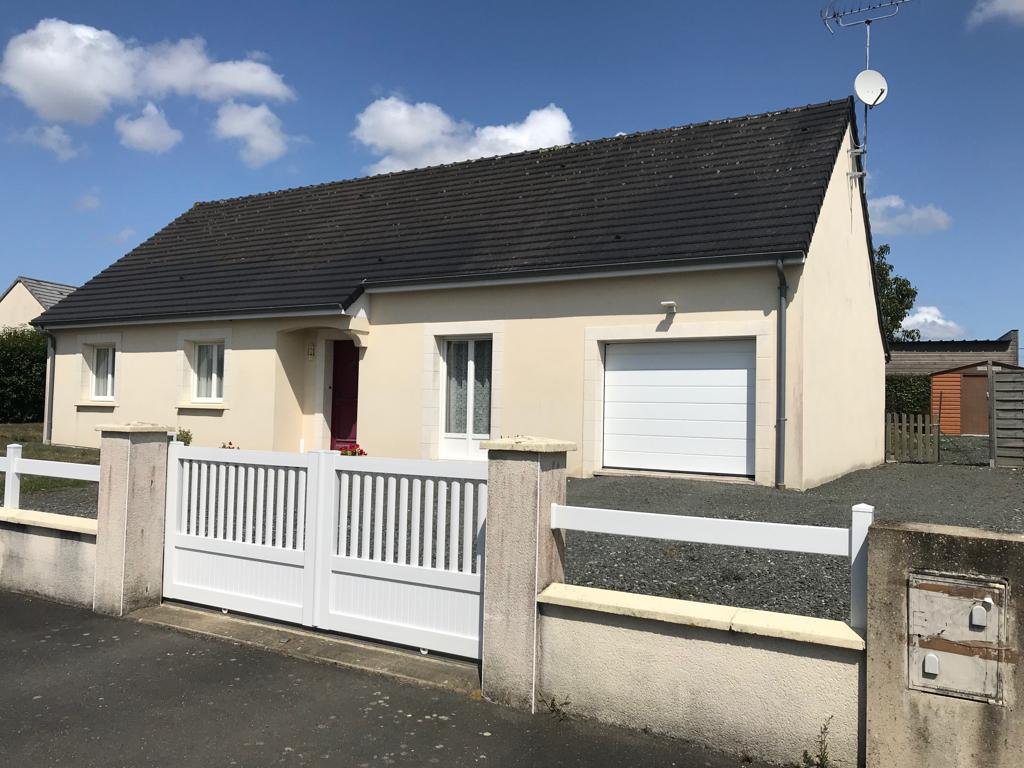 Maison Sable Sur Sarthe 6 pièce(s) 100 m2