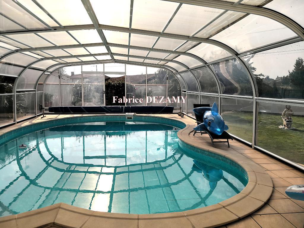 Maison Sainte Gemme La Plaine 7 pièce(s) 155 m2