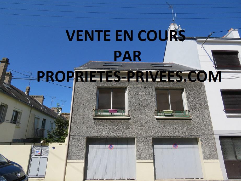 EXCLUSIVITÉ MAISON Saint Nazaire 4 pièce(s) 78 m2 avec double garage et cour
