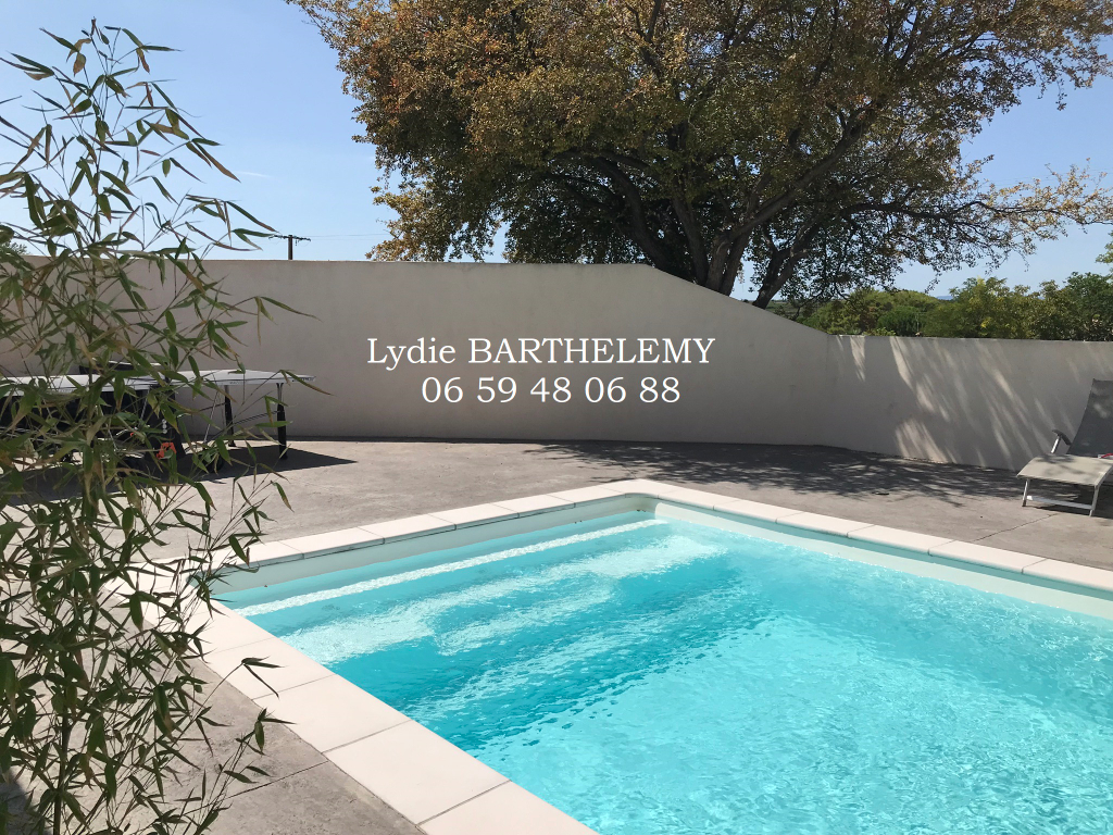 Villa Servian 5 pièce(s) 145 m2  piscine