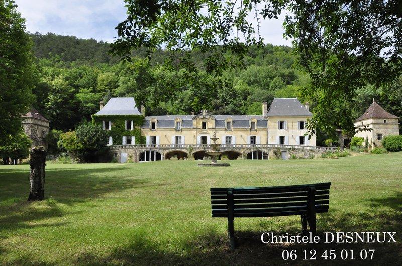 Château périgord noir