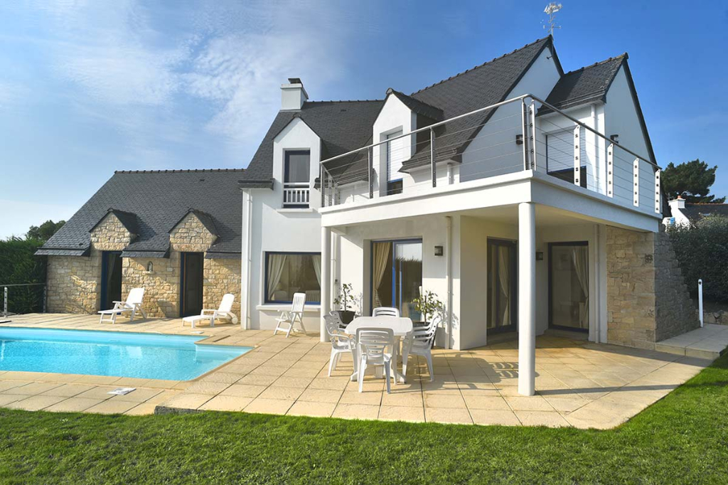 Villa située au calme La trinité sur Mer 56470