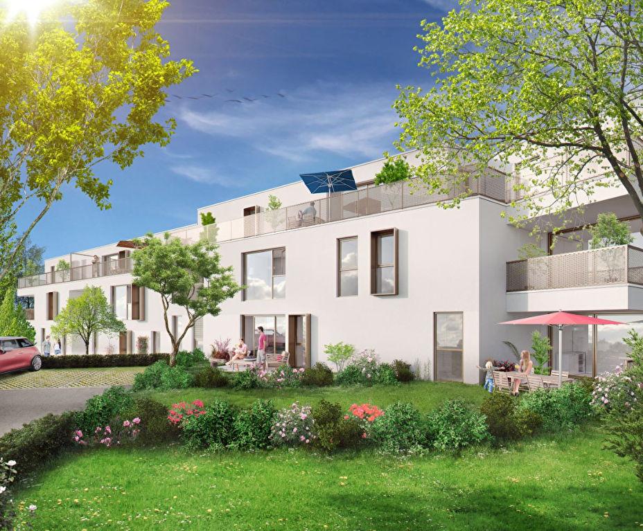 Vente T2 42 m² - MONTGERMONT (35760)