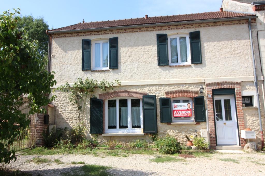 Maison 3 chambres jardin à Béville le Comte