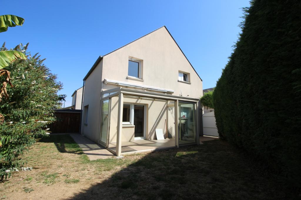 Maison sans travaux 3 chambres avec jardinet et garage