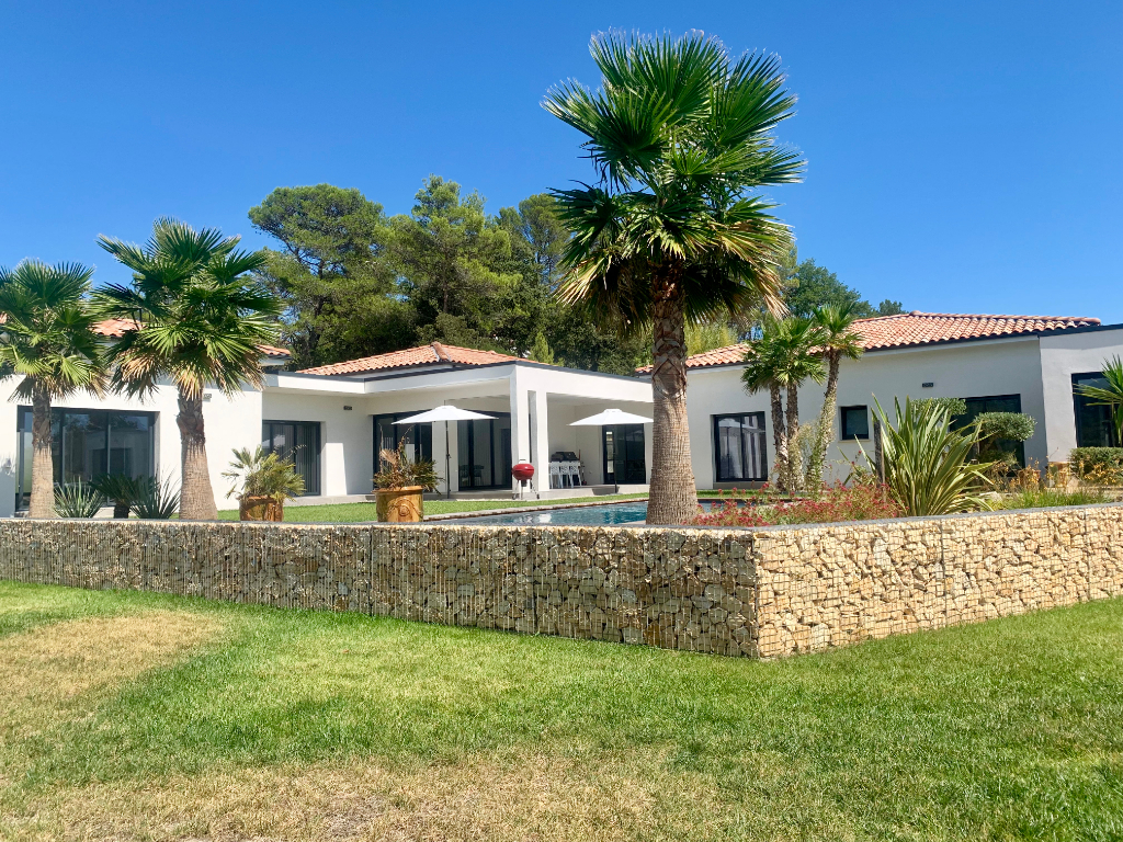 Villa Prestations HAUT DE GAMME Boisset Et Gaujac 9 pièce(s) 340 m2