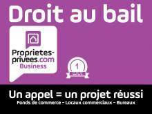 PARIS 75020 - BOUTIQUE ideale pour Magasin bio ou commerce alimentaire Paris 80 m2