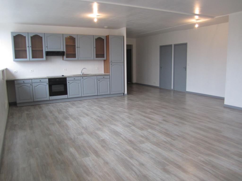 Appartement de 102 m2 à Vesoul 105990 euros
