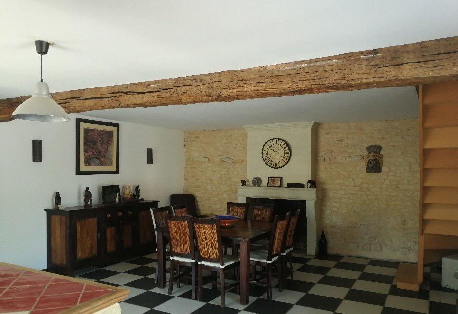 Maison Chabournay 5 pièce(s) 171 m2