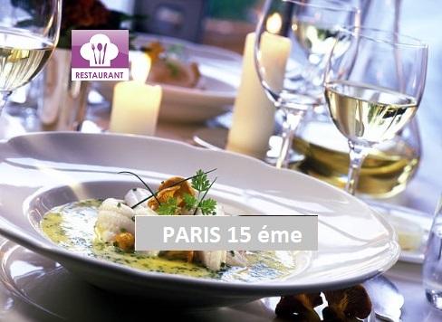 PARIS 75015 Restaurant avec extraction et terrasse