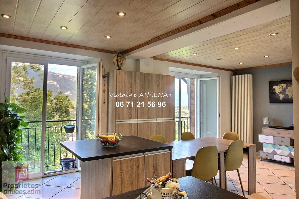 Maison Saint Baldoph 5 pièce(s) 110 m2