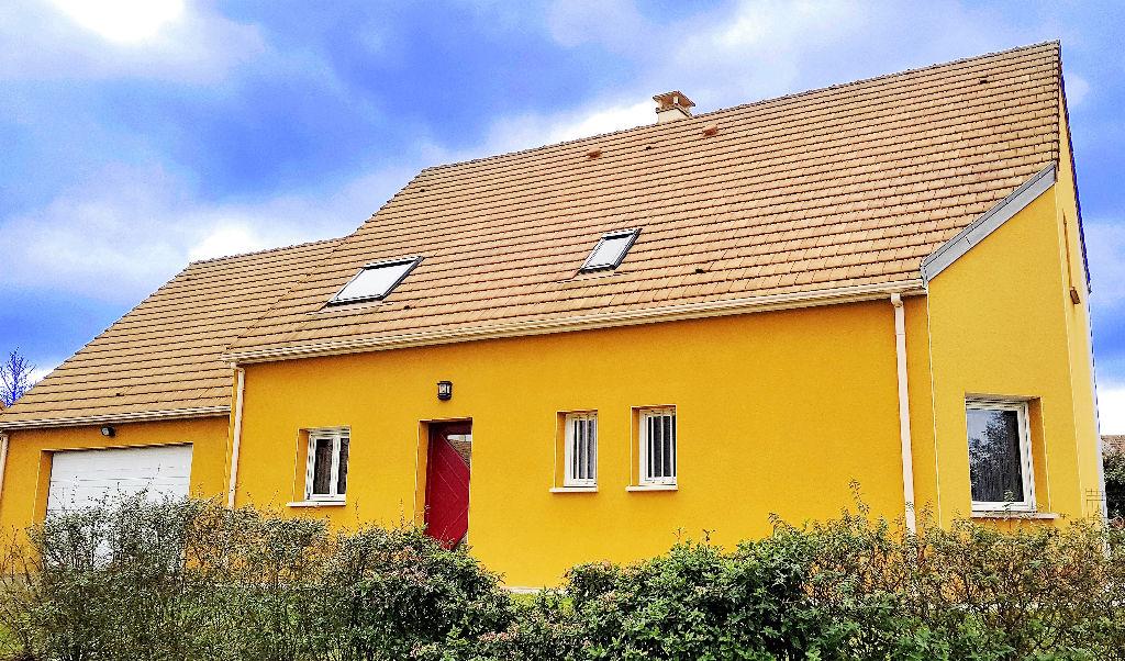 Vente maison r cente 147 m savigne l 39 eveque 72460 for Vente maison recente